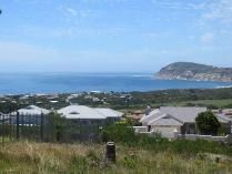 Vacant Land in for sale in Whale Rock Ridge, Plettenberg Bay