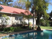 4 Bedroom House For Sale In Waterkloof
