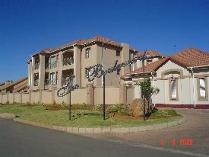 Flat-Apartment in for sale in Vanderbijlpark Se 10, Vanderbijlpark