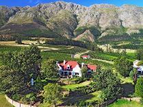 House in for sale in Franschhoek Sp, Franschhoek