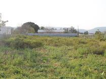 Vacant Land in for sale in Graafwater, Graafwater
