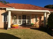 House in to rent in Highlands North, Johannesburg