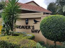 Townhouse in to rent in Northgate, Randburg