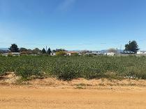 Vacant Land in for sale in Malmesbury, Malmesbury