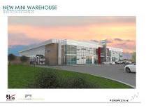 Warehouse-Storage in to rent in Lanseria, Lanseria