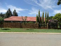 House in to rent in Van Der Hoff Park Sp, Potchefstroom