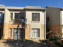 Townhouse in to rent in Noordheuwel, Krugersdorp