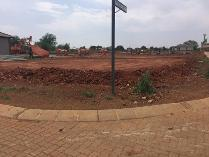 Vacant Land in for sale in Van Der Hoff Park Sp, Potchefstroom