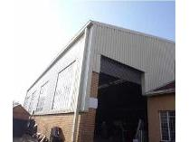 Factory in for sale in Eastleigh, Edenvale