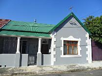 House in to rent in Woodstock, Cape Town