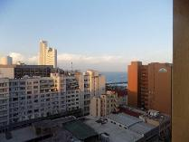 Flat-Apartment in to rent in South Beach, Durban