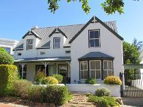 House in for sale in Paradyskloof, Stellenbosch