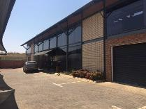 Warehouse-Storage in to rent in North Riding, Randburg