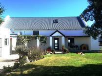 Beach-side Home In The Paradise Village Of Jacobsbaai