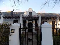 House in to rent in Die Boord, Stellenbosch, Stellenbosch