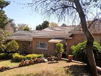 House in for sale in Waterkloof Ridge, Pretoria