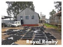 Factory in for sale in Roodepoort, Roodepoort