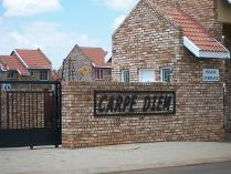 Cluster in for sale in Balilie Park, Potchefstroom