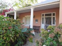 House in for sale in Stellenbosch Nu, Stellenbosch
