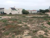 Vacant Land in for sale in Myburgh Park, Langebaan