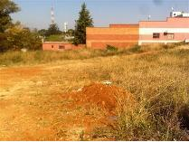 Vacant Land in for sale in Louis Trichardt Airforce Base, Makhado Nu