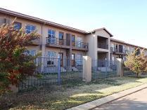 Flat-Apartment in to rent in Balilie Park, Potchefstroom