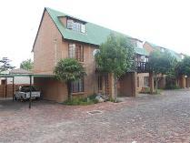 Flat-Apartment in for sale in Kanonierspark, Potchefstroom