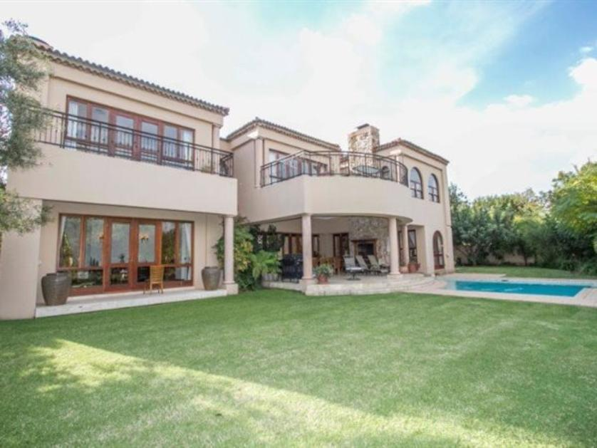 4 Bedroom House for sale in Dainfern - property.mg.co.za